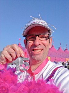 Moonwalk 2012 Medal